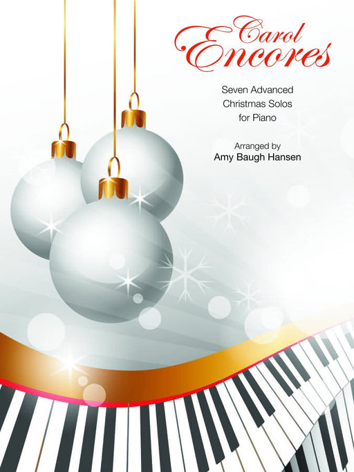 Carol Encores - Advanced Piano Solos