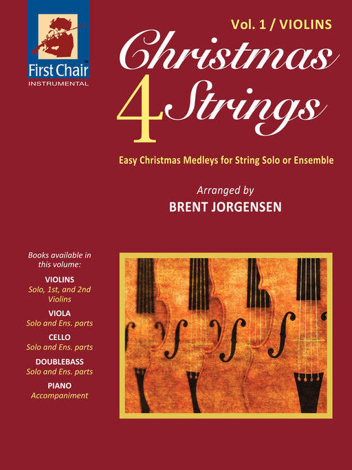 Christmas 4 Strings - Vol.1 - Violins
