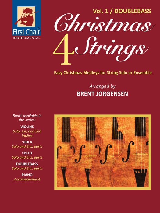 Christmas 4 Strings - Vol.1 - Double Bass