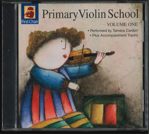 Primary Violin School - Vol. 1 - Accp. CD | Sheet Music | Jackman Music