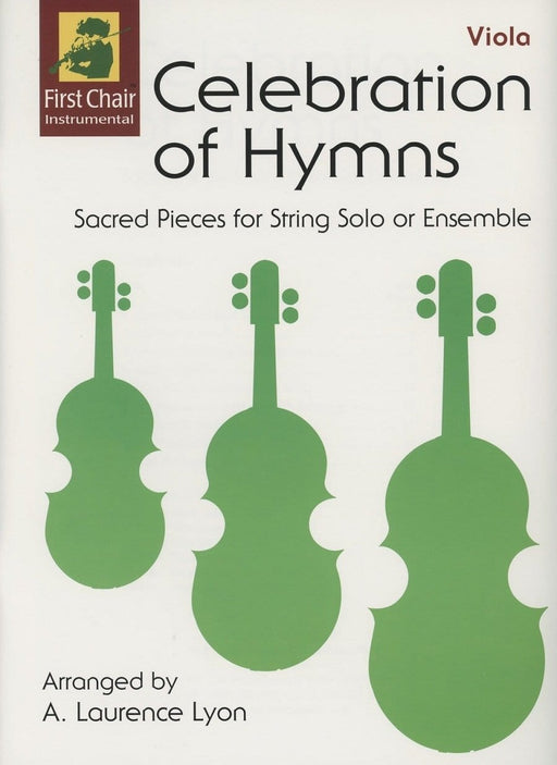 Celebration of Hymns - Viola