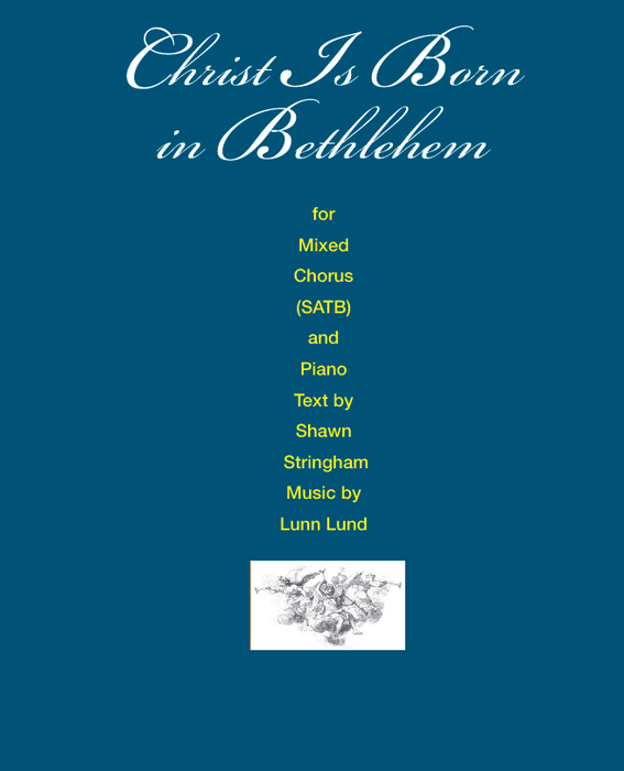 Christ Is Born in Bethlehem - SATB | Sheet Music | Jackman Music