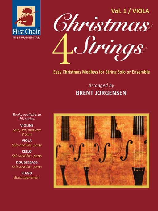 Christmas 4 Strings - Vol.1 - Viola corrected pages
