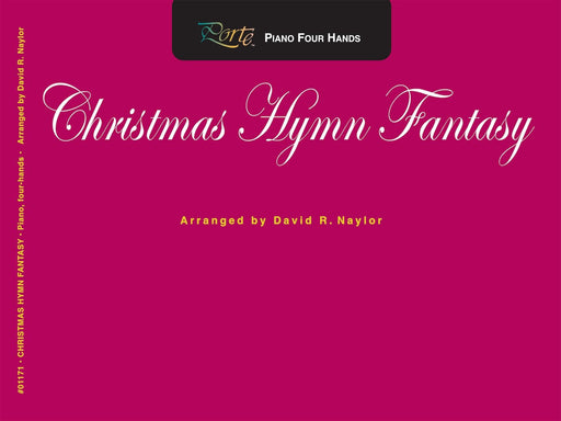 Christmas Hymn Fantasy - Piano Duet (Digital Download)