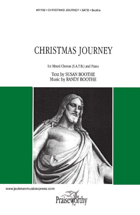 Christmas Journey - SSATB