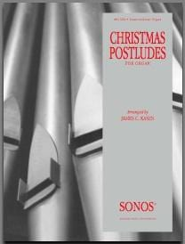 Christmas Postludes - Organ | Sheet Music | Jackman Music