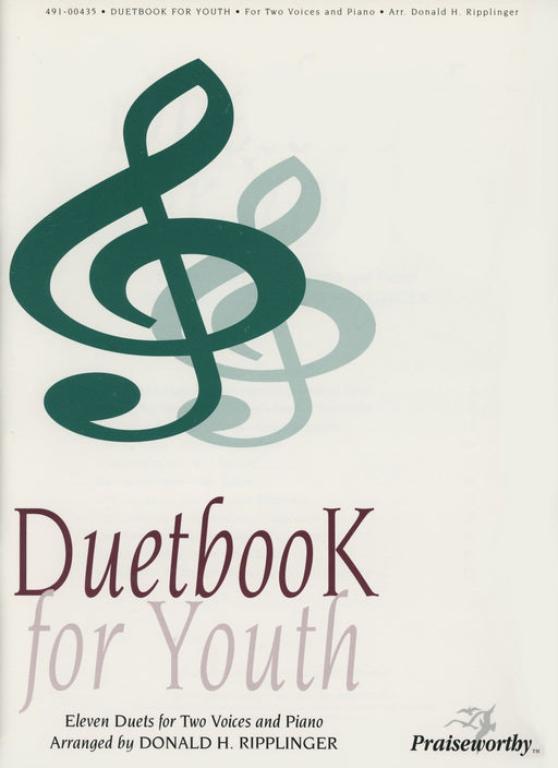 Duetbook for Youth | Sheet Music | Jackman Music