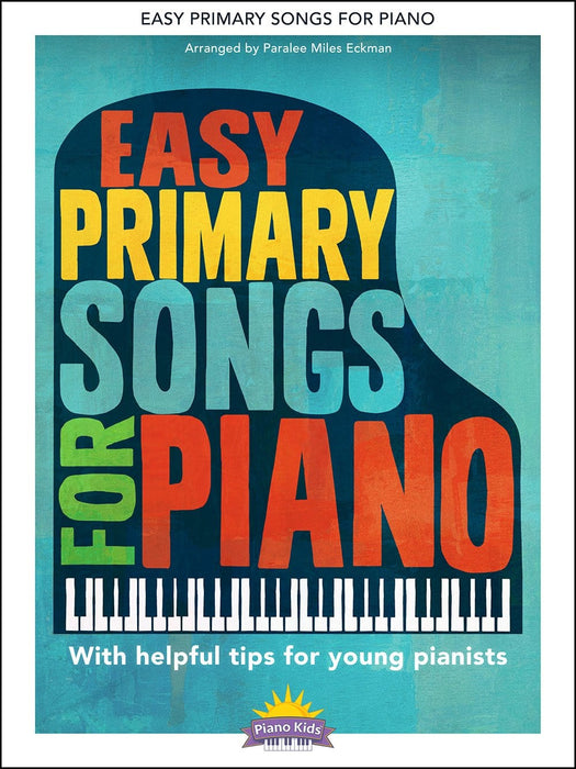 Easy Primary Songs for Piano | Sheet Music | Jackman Music