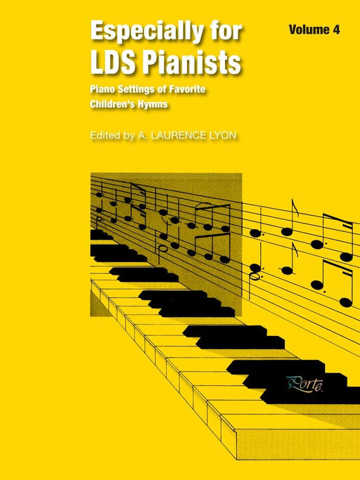 Especially for Pianists - Book 4 | Sheet Music | Jackman Music
