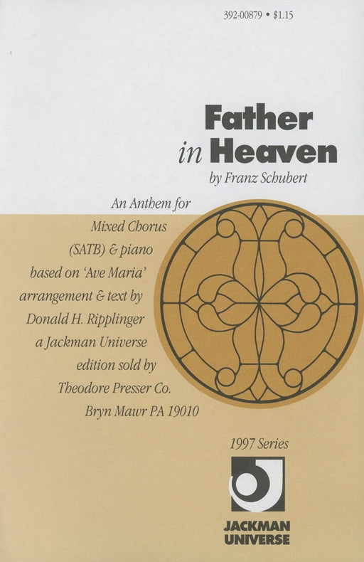 Father in Heaven - SATB | Sheet Music | Jackman Music