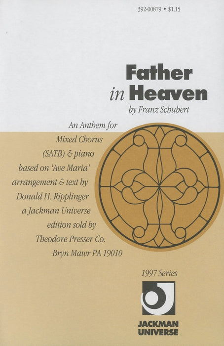Father in Heaven - SATB