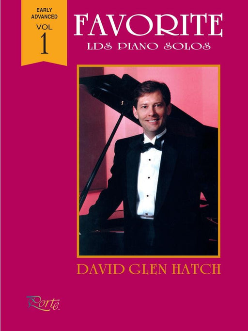 Favorite LDS Piano Solos - Bk 1