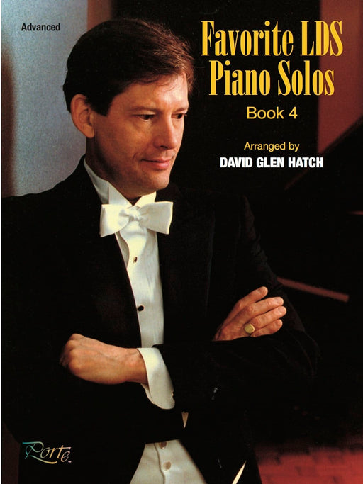 Favorite LDS Piano Solos - Bk 4