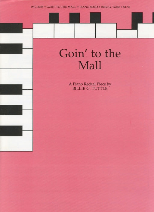 Goin' to the Mall - Piano Solo