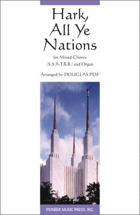 Hark, All Ye Nations - SATB | Sheet Music | Jackman Music