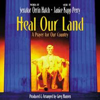 Heal Our Land - Vocal Collection