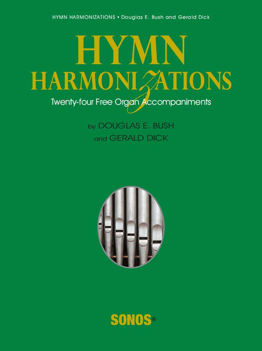 Hymn Harmonizations - Organ Solo (Digital Download) | Sheet Music | Jackman Music