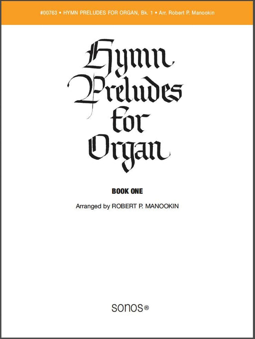 Hymn Preludes for Organ - Book 1 | Sheet Music | Jackman Music