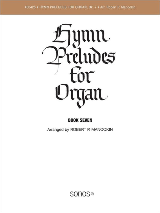 Hymn Preludes for Organ - Book 7 | Sheet Music | Jackman Music
