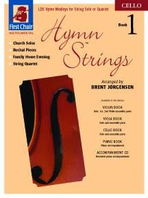 Hymn Strings Book 1 - Cello | Sheet Music | Jackman Music