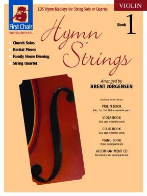 Hymn Strings Book 1 - Violin | Sheet Music | Jackman Music