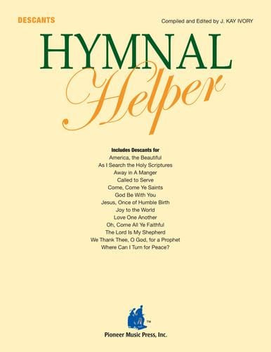Hymnal Helper - Descant Deck | Sheet Music | Jackman Music