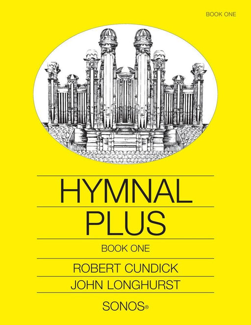 Hymnal Plus - Book 1 - SATB | Jackman Music