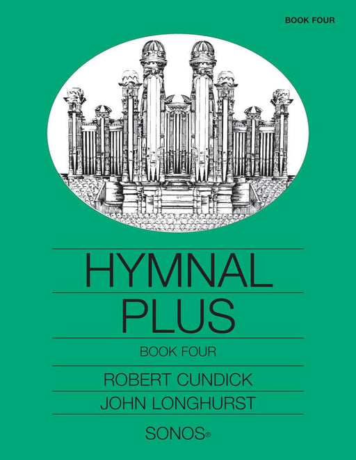 Hymnal Plus - Book 4 - SATB | Sheet Music | Jackman Music