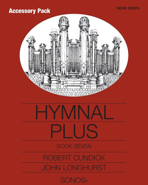 Hymnal Plus - Book 7 - Accessory Package | Sheet Music | Jackman Music