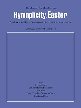 Hymnplicity Easter | Sheet Music | Jackman Music