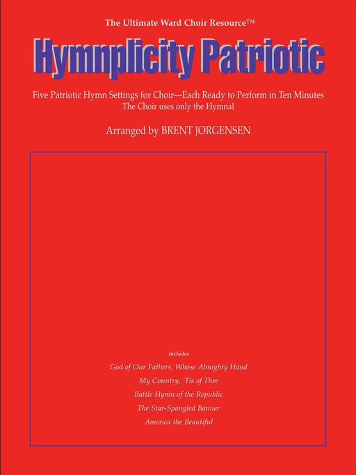 Hymnplicity Patriotic | Sheet Music | Jackman Music