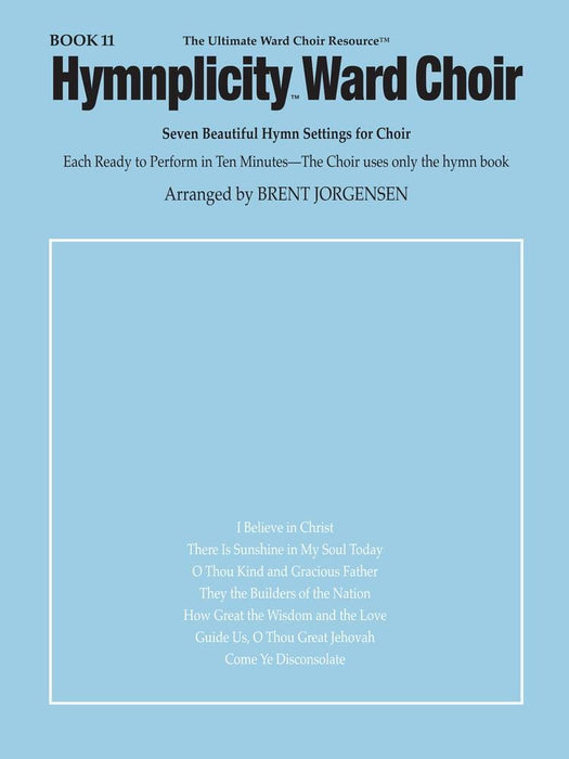 Hymnplicity Ward Choir – Book 11