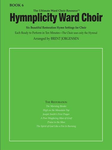 Hymnplicity Ward Choir - Book 6 | Sheet Music | Jackman Music