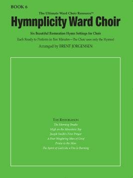 Hymnplicity Ward Choir - Book 6 - full audio accompaniment