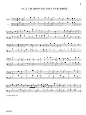 Hymns For Instruments Bass Clef | Sheet Music | Jackman Music