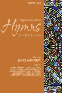 Inspirational New Hymns for Choir & Home - Vol 4