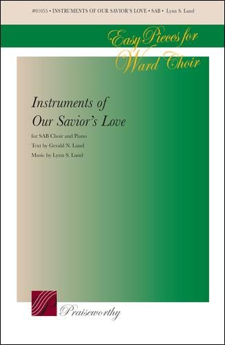 Instruments of Our Savior's Love - SAB | Sheet Music | Jackman Music