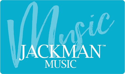 Gift Card | Sheet Music | Jackman Music