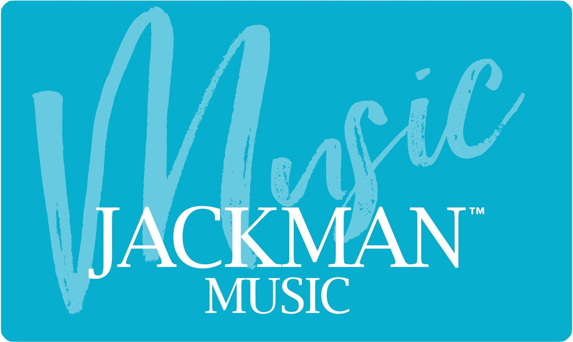 Jackman Music Gift Card