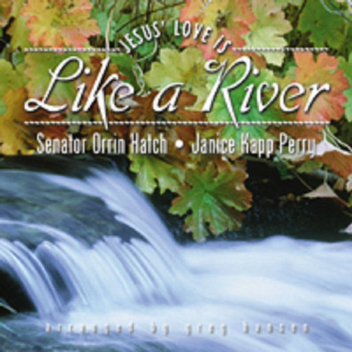 Jesus' Love Is Like a River - collection