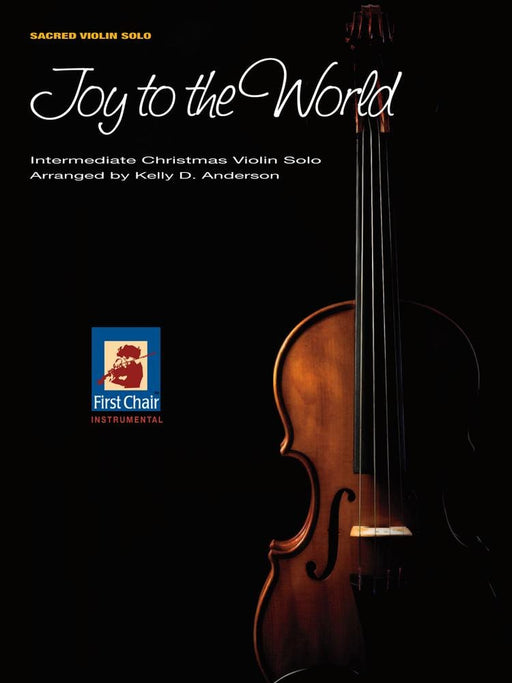 Joy to the World - Violin Solo | Sheet Music | Jackman Music
