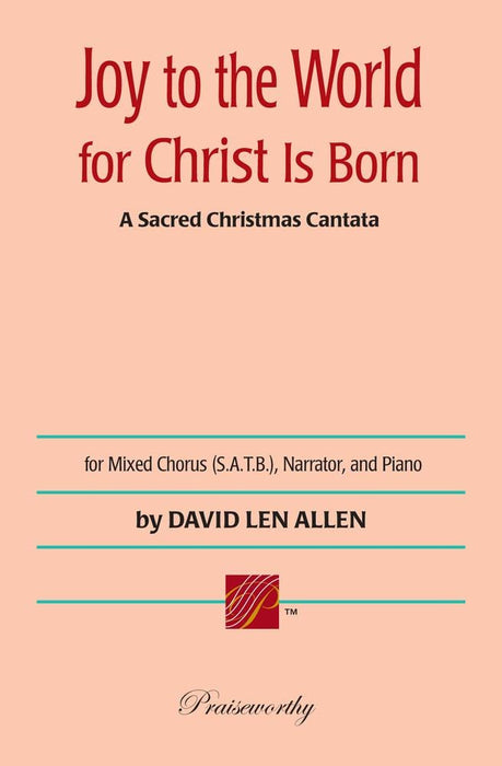 Joy to the World for Christ Is Born - Cantata | Sheet Music | Jackman Music