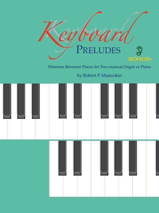 Keyboard Preludes - Piano or Organ (Digital Download)