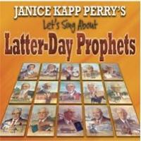 Let's Sing About Latter-Day Prophets - Songbook | Sheet Music | Jackman Music