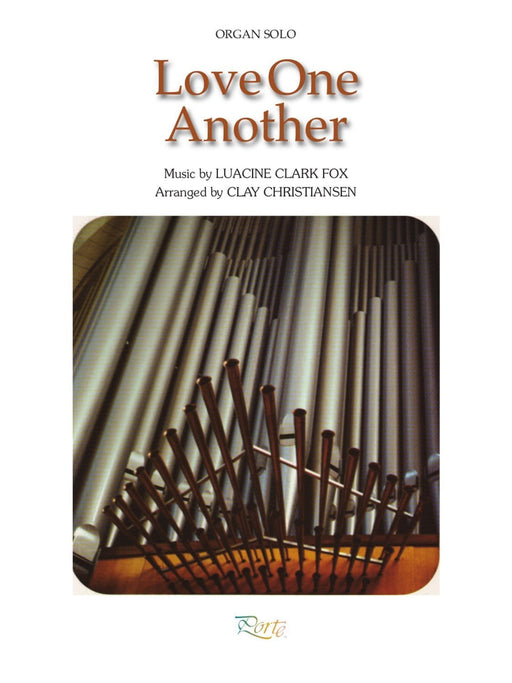 Love One Another - Organ Solo (Digital Download) | Sheet Music | Jackman Music