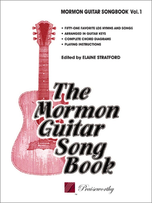 Mormon Guitar Songbook Vol 1 | Sheet Music | Jackman Music