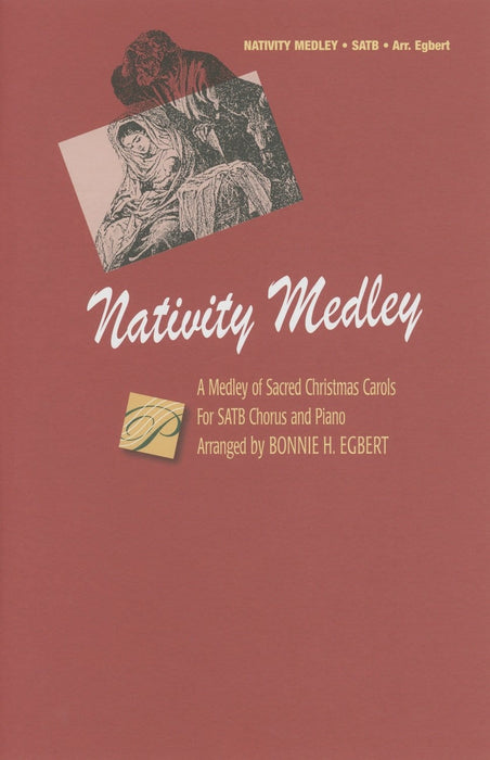 Nativity Medley - SATB