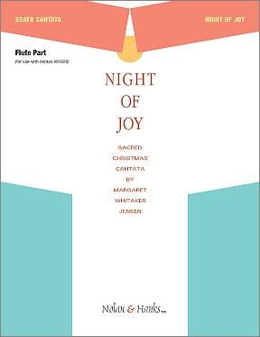 Night of Joy - Cantata - Flute Part (Digital Download) | Sheet Music | Jackman Music