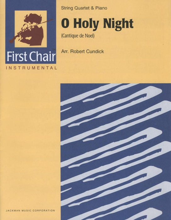 O Holy Night (Cantique de Noel) - String Quartet | Sheet Music | Jackman Music