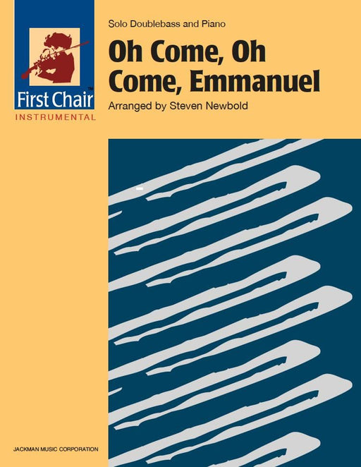 Oh Come, Oh Come, Emmanuel - Double Bass Solo (Digital Download)